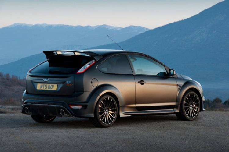Ford Focus RS: una nueva generación con nosotros en 2015