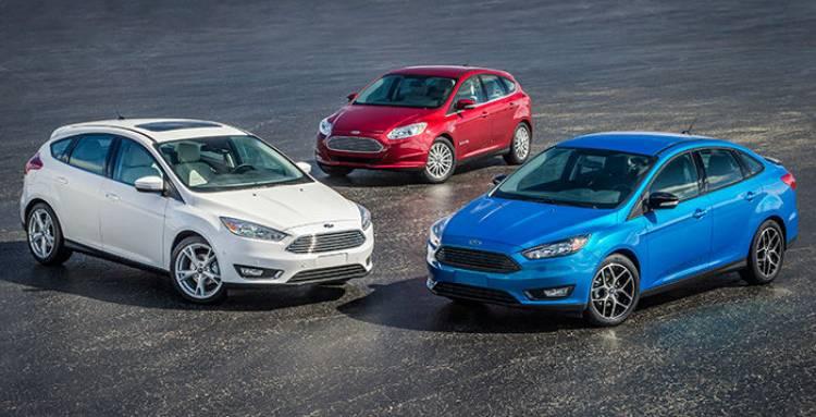 Ford Focus Sedán 2014