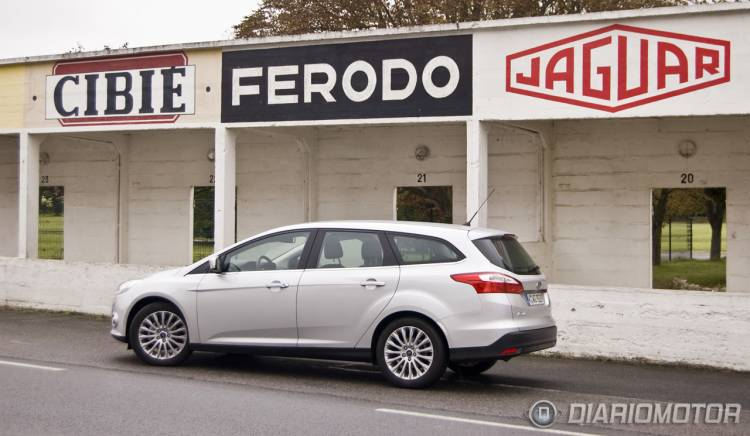 Ford Focus Sportbreak 1.6 TDCi 115 CV