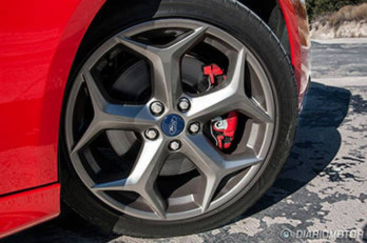 Prueba del Ford Focus ST Sportbreak