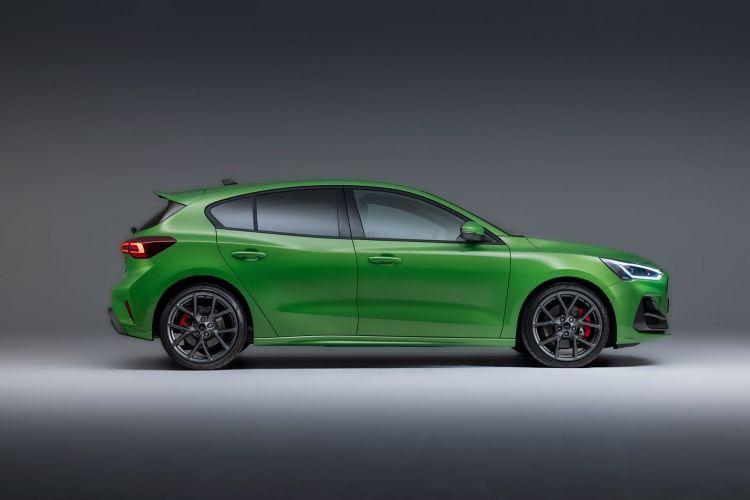 Ford Focus St 2022 Verde 03