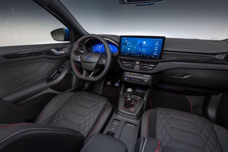 Ford Focus St Line 2022 Interior 01
