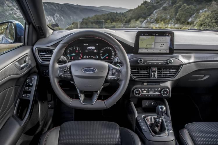 Ford Focus St Line Prueba 00045