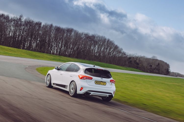 Ford Focus St Mountune Dm 4