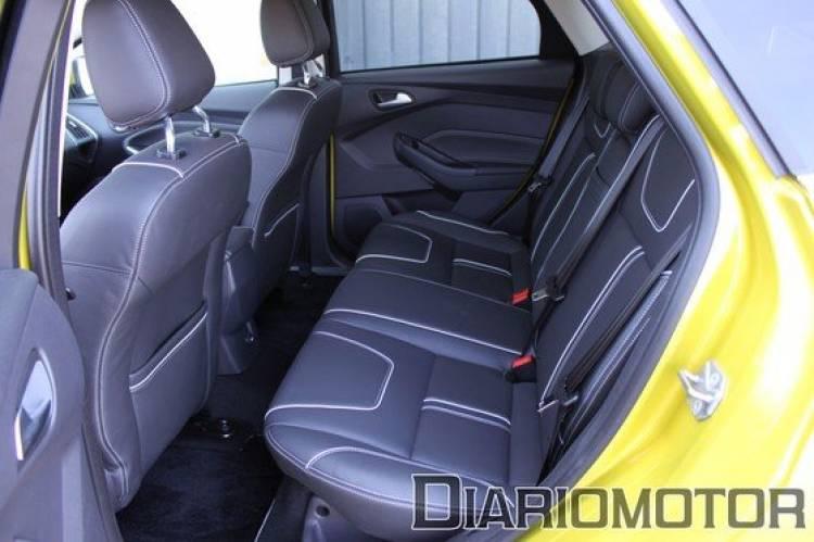 Ford Focus 1.6 TDCi 115 CV Titanium, a prueba (I)