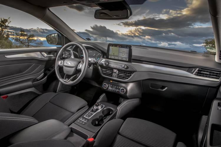 Ford Focus Titanium Prueba 00026
