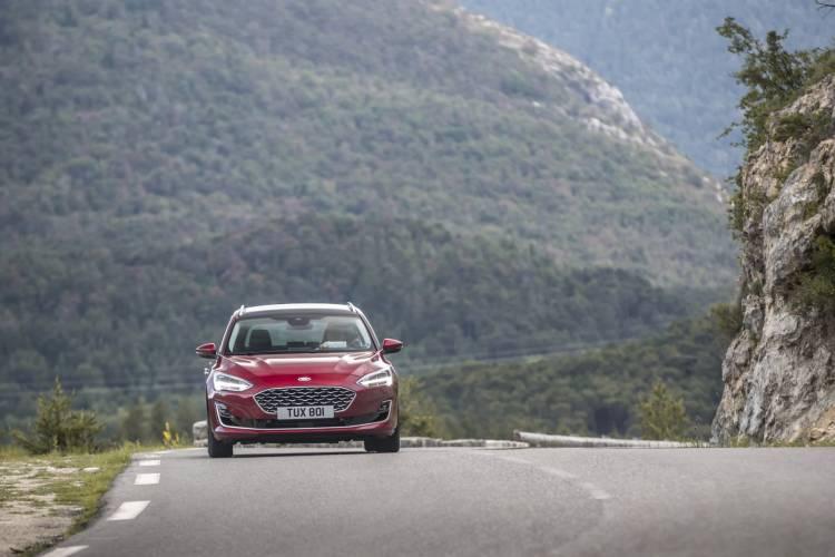 Ford Focus Vignale Prueba 00041