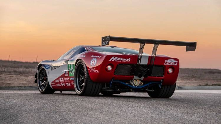 Ford Future Gt Forty 2