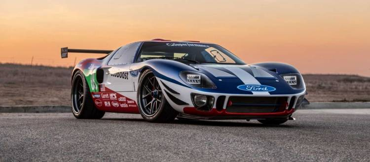 Ford Future Gt Forty P