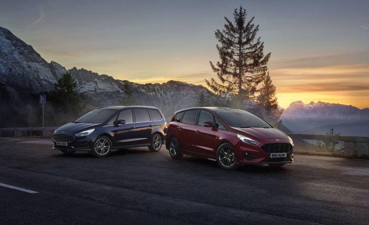 Ford Galaxy Hybrid 2021 02