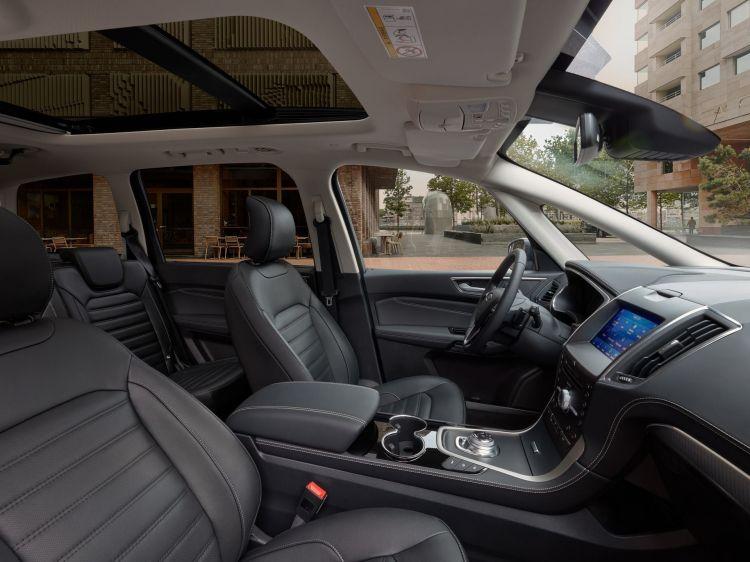 2019 Ford Galaxy