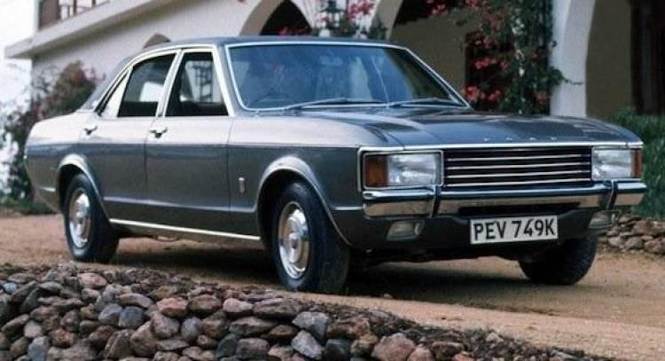 Ford Granada 1976