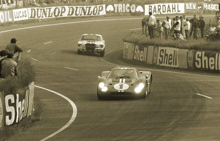 Ford GT 40 Le Mans