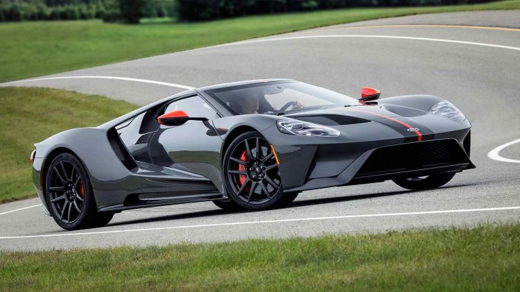 Ford Gt Carbon Series 02