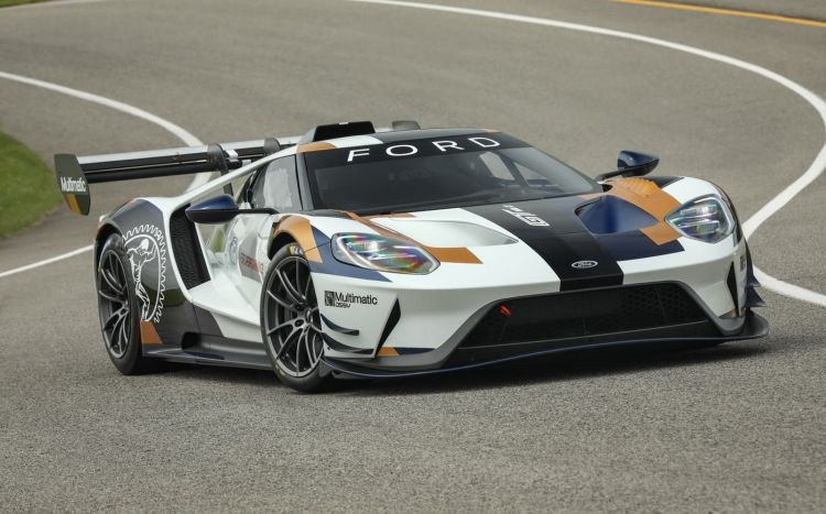Ford Gt Mkii 2019 0619 004