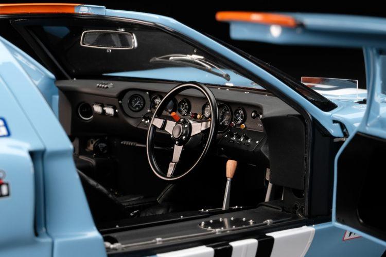 Ford Gt40 Amalgam 8