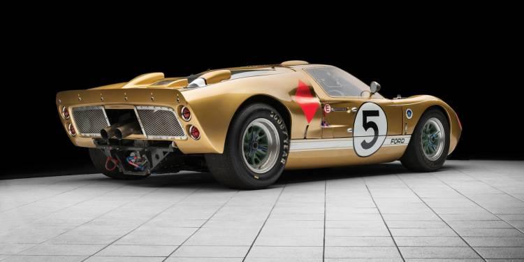 Ford Gt40 Subasta Le Mans 22