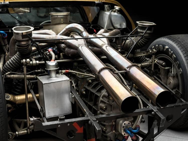 Ford Gt40 Subasta Le Mans 2