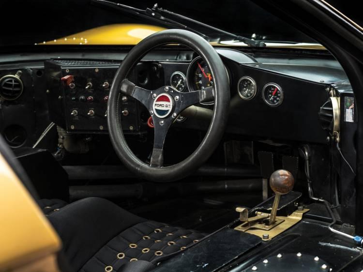 Ford Gt40 Subasta Le Mans 3