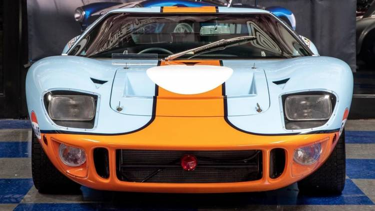 Ford Gt40 Superformance 0119 005