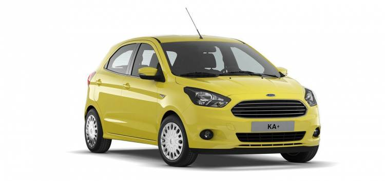 Ford Ka Essential