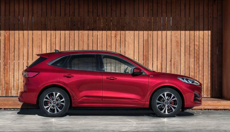 Ford Kuga Rojo St Line 2019 10