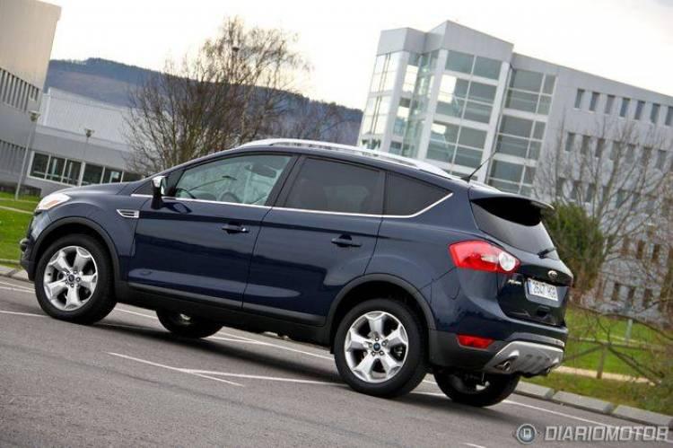 Ford Kuga 2.0 TDCi 140 CV 4WD Titanium, a prueba (I)