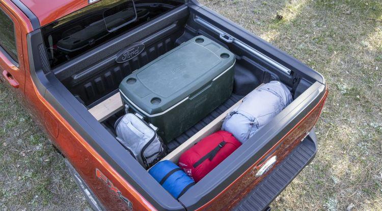 Ford Maverick 2022 10 Caja Carga