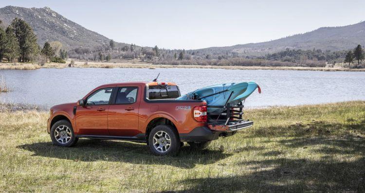 Ford Maverick 2022 12
