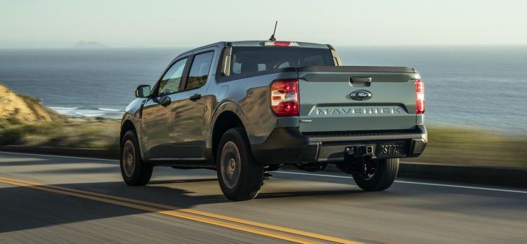 Ford Maverick 2022 27