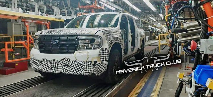 Ford Maverick Filtrado