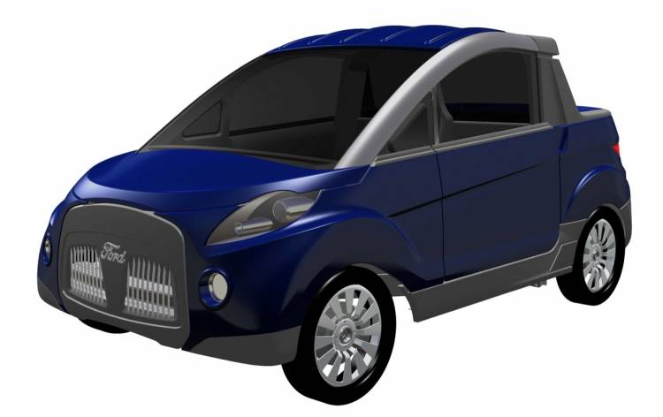 Ford Model T 2015