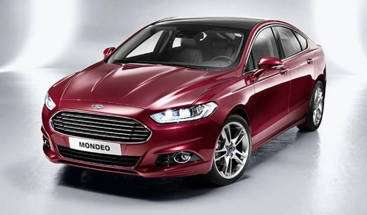 Ford traslada la producción del Mondeo, S-Max y Galaxy a la planta de Valencia