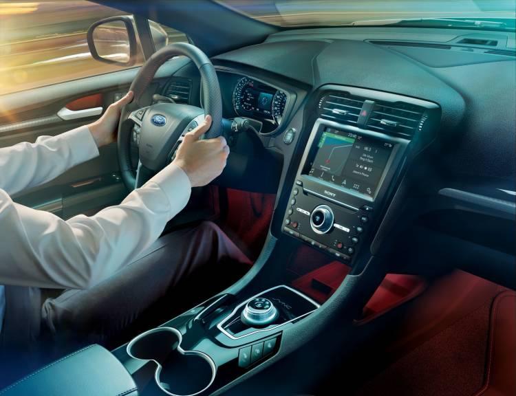 2019 Ford Mondeo Hybrid