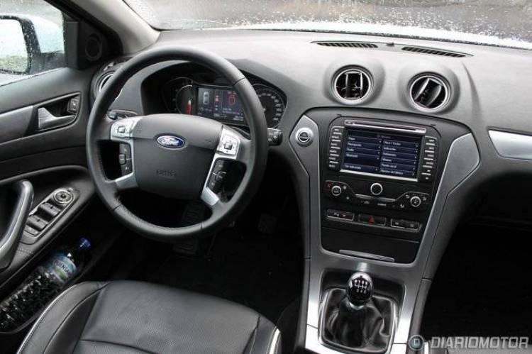 Ford Mondeo 2.0 TDCi 163 CV Titanium, a prueba (III)