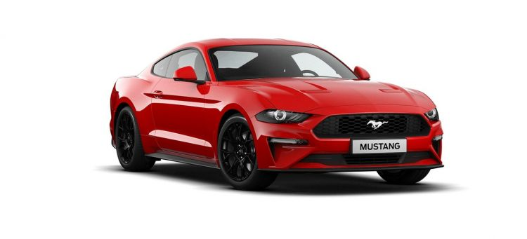 Ford Mustang 2019 Oferta