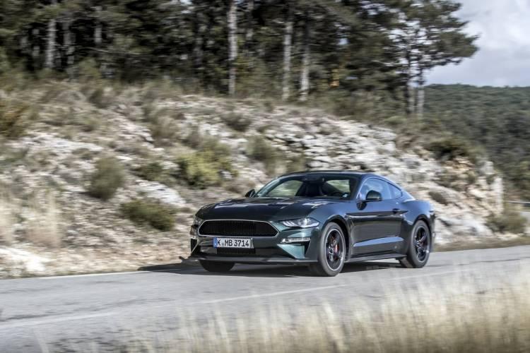 Ford Mustang Bullitt 2018 1018 062