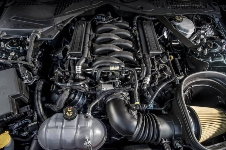 Ford Mustang Bullitt 2018 1018 102