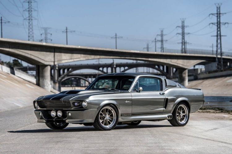 Ford Mustang Eleanor Venta 09
