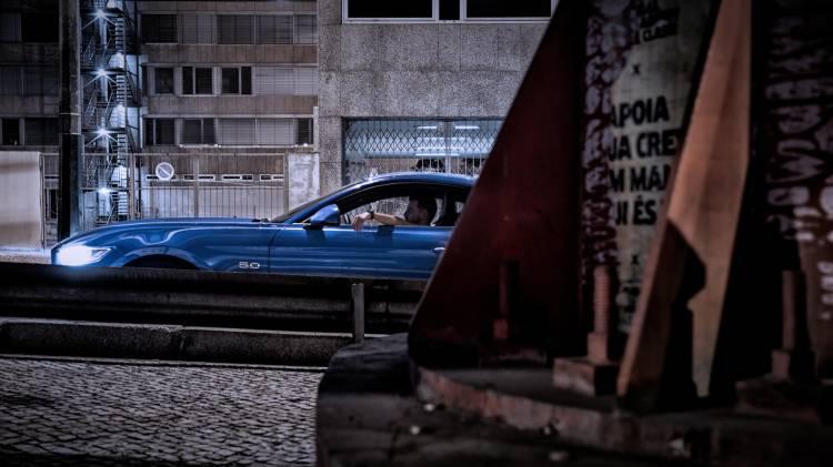 Prueba del Ford Mustang GT