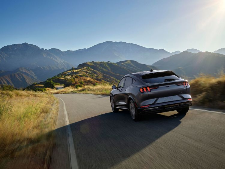 Ford Mustang Mach E 2020 15