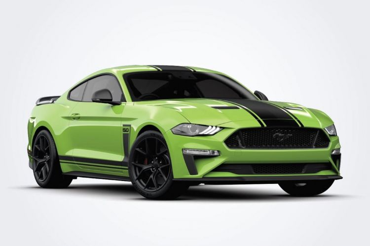 Ford Mustang R Spec 1