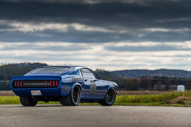 Ford Mustang Ringbrothers 3