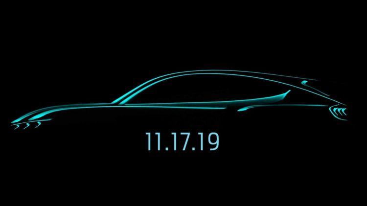 Ford Mustang Suv Electrico Teaser 1019 01