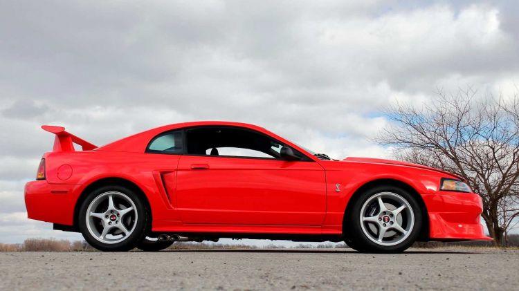 Ford Mustang Svt Conbra R 2020 Precio 2