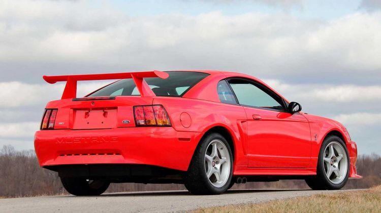 Ford Mustang Svt Conbra R 2020 Precio 4