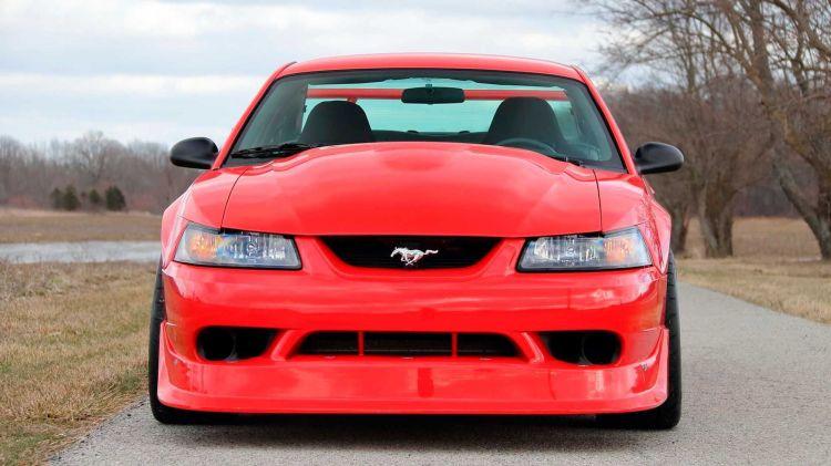 Ford Mustang Svt Conbra R 2020 Precio 5