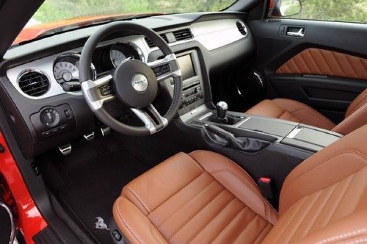 ¿Tendría sentido un Ford Mustang turbodiésel?