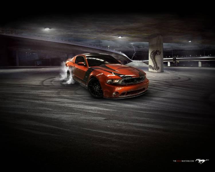 Ford Mustang de Zamu