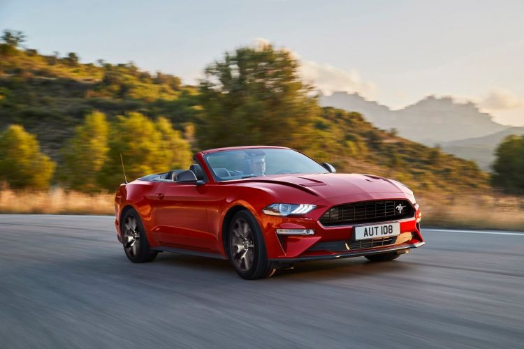Ford 2019 Mustang 2.3